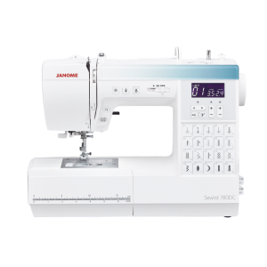 Janome 780 DC sewing machines